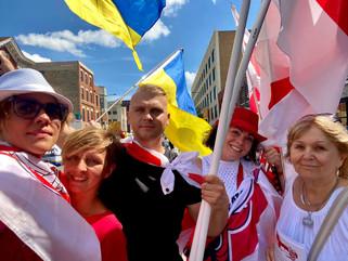 Парад У Гонар Незалежнасці Украіны