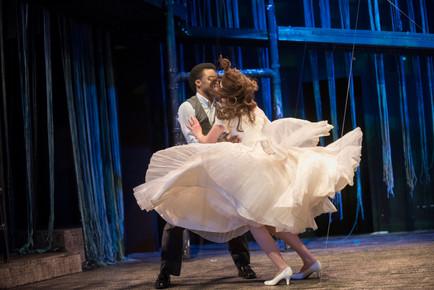 Eurydice & Orpheus Dancing