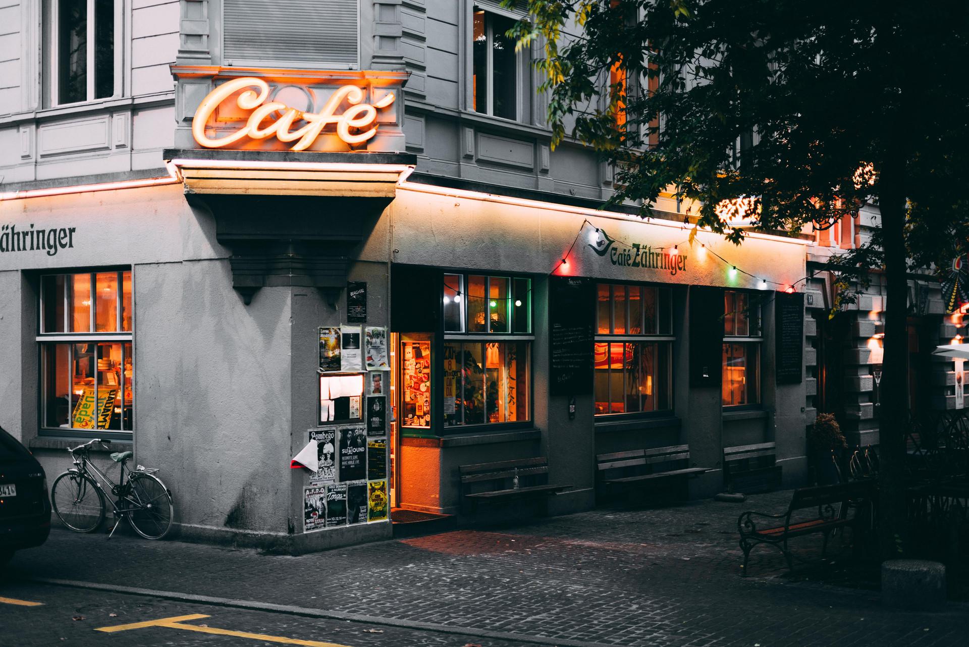Café Zähringer - Zürich