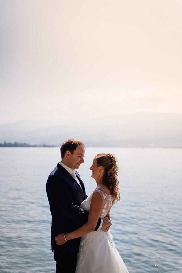 Hochzeit von Dési & Stöffi