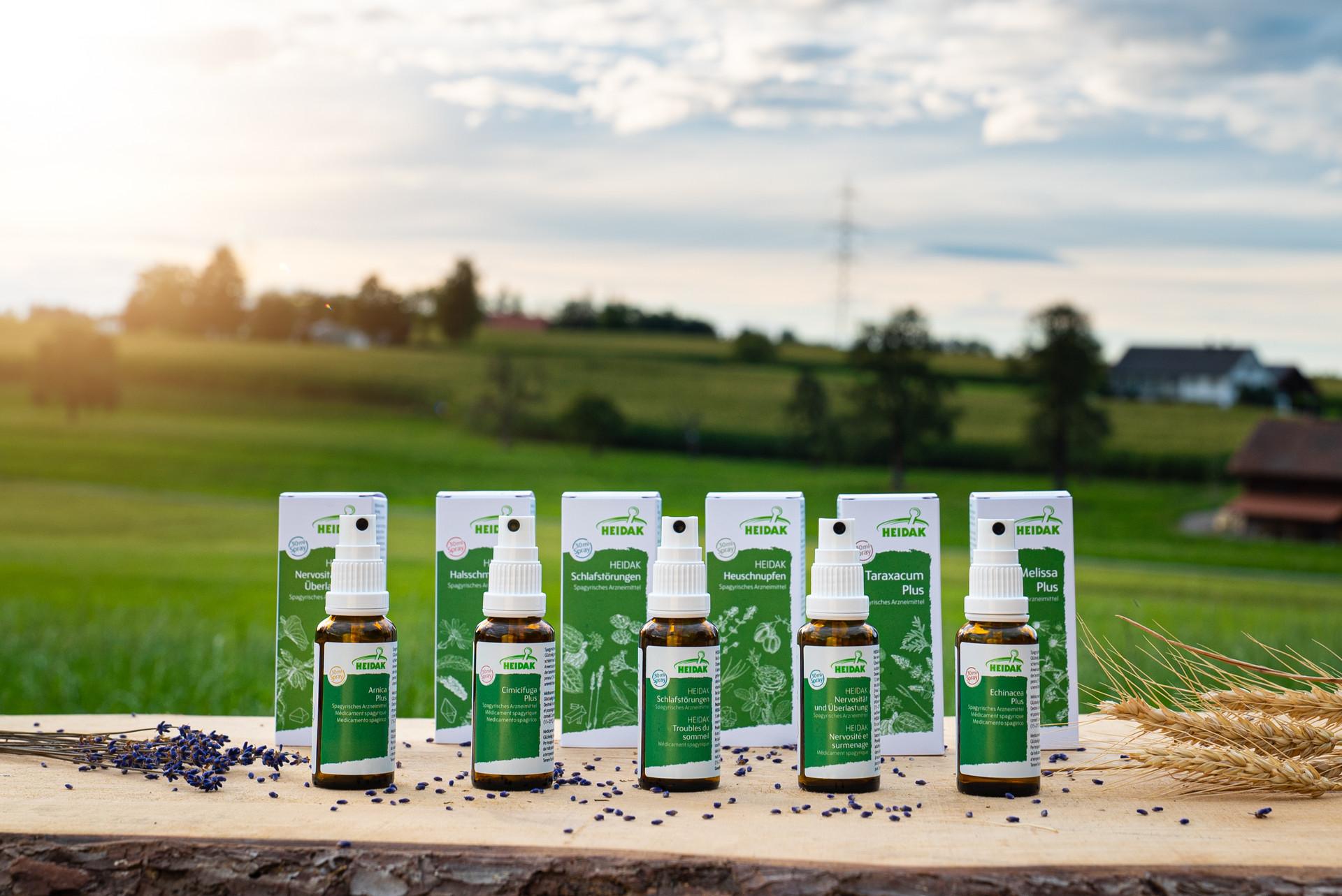 HEIDAK AG - Spagyrik Produkte