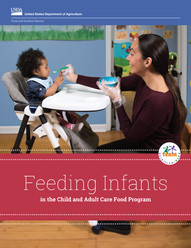 Feeding Infants in the CACFP Cover Image