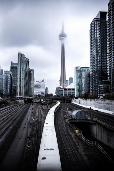 Favorite View of the CN Tower