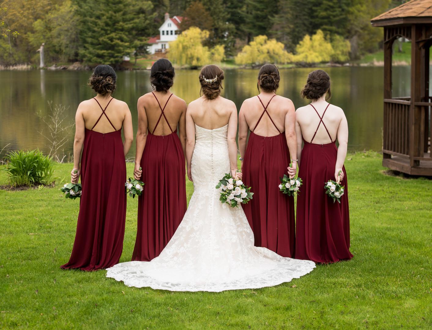 Becca & Bridal Party
