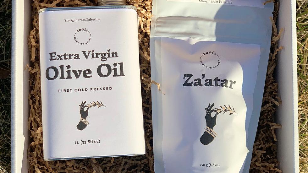 Zeit & Zaatar: Limited Edition Combo