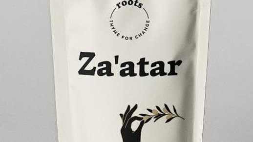 Za'atar (Palestinian Thyme Mix)