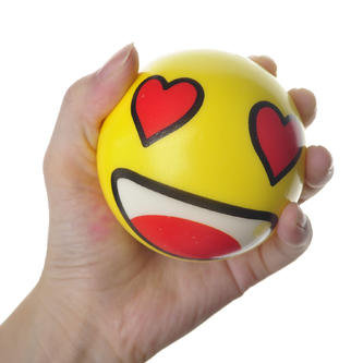 Balle Anti-Stress Emoji | Robiii