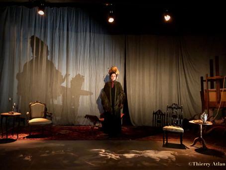 """Quelques photos de """"Rosa Bonheur, un messie sauvage """" de Thierry Atlan"""