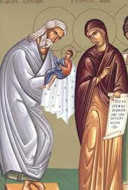 St. Symeon the God-Receiver & the Holy Prophetess Anna