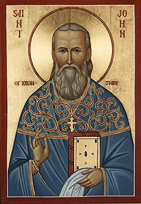 Akathist to Saint John of Kronstadt