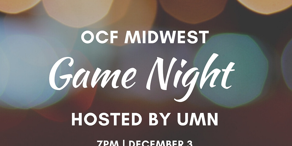 Midwest Game Night