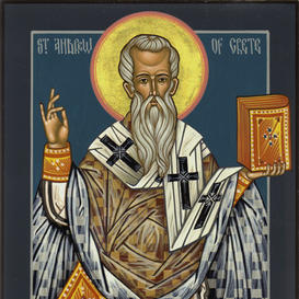 The Great Canon of Repentance, by St. Andrew of Crete