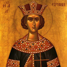 Readers Vespers with Irene the Great Martyr