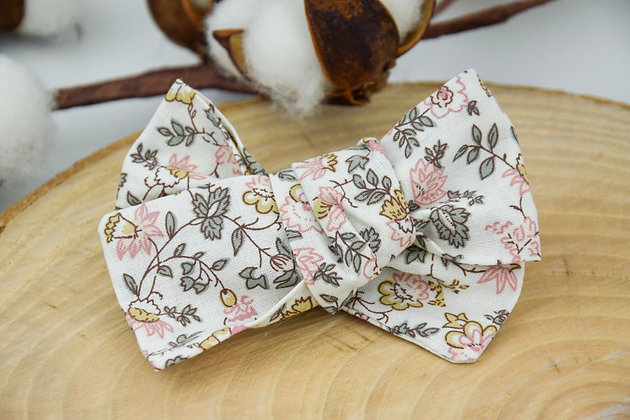 Noeud Butterfly Romantic Blush