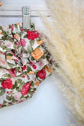 Bloomer à volants Vintage Flowers
