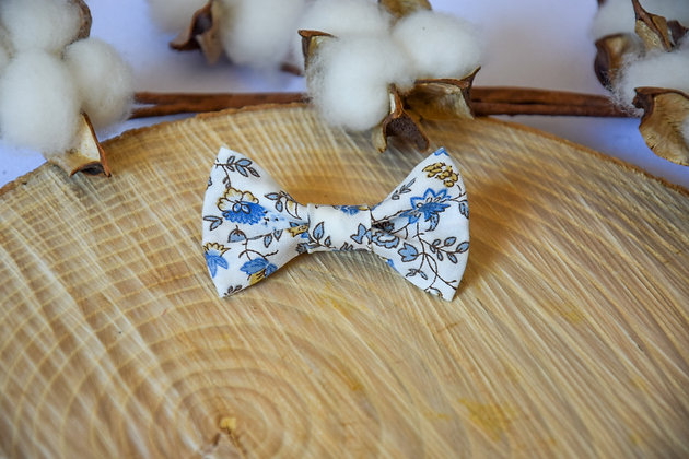 Noeud Romantic Blue