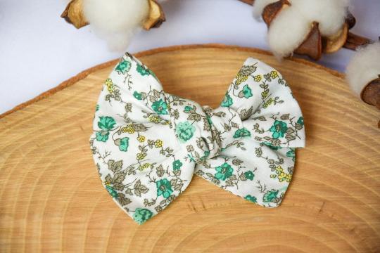 Noeud Butterfly Romantic Green