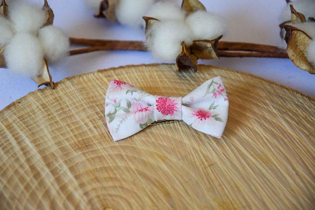 Noeud Pink Flowers