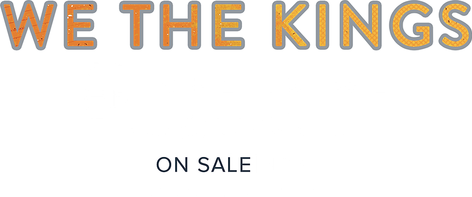 We The Kings From Here To Mars tour with AJR, She Is We - Tickets On Sale Now!