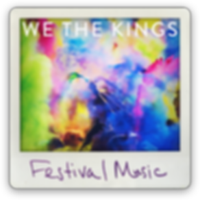 Festival Music by We The Kings