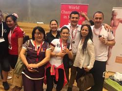 all the wonderful people WMC 2017