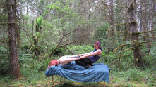 Experience Nature Massage in the woods of Washington