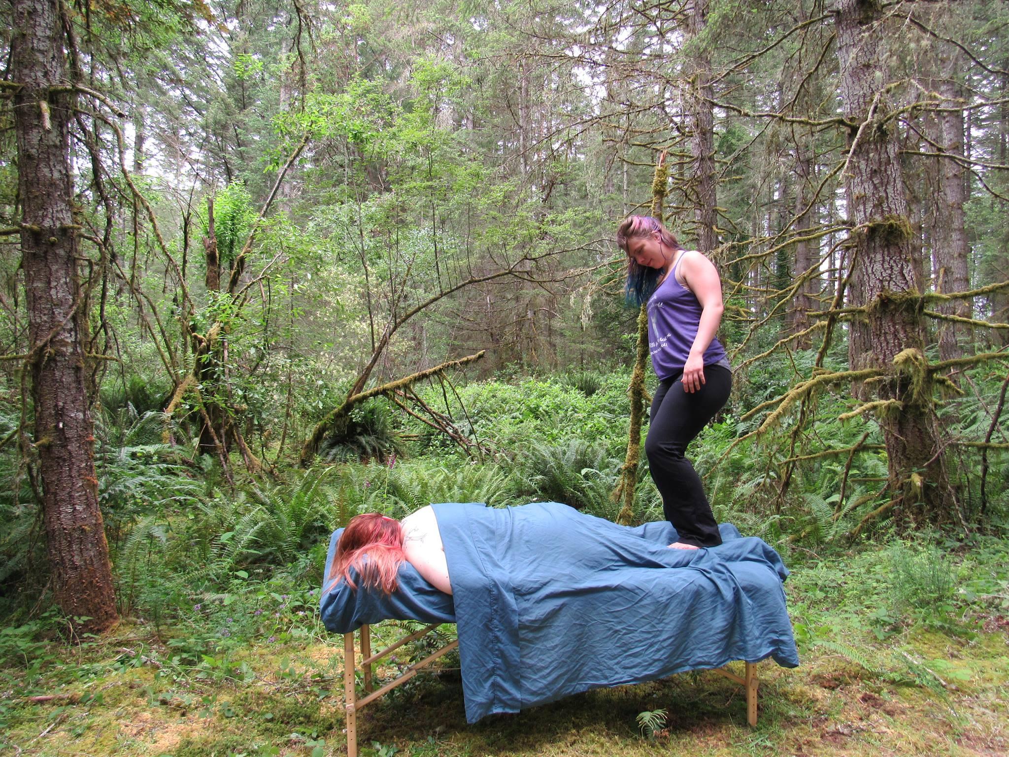 Nature massage