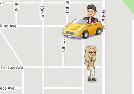 Snap Map Poses Safety Concerns - Snapchat's New Tracking Feature