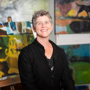 An Interview with Ellen Langford at The Attic Gallery, Vicksburg, MS