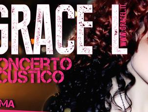 Grace L in concerto a Giuliano di Roma!