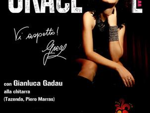 Grace L acoustic concert - Budoni