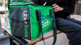 What is Uber Eats share delivery feature