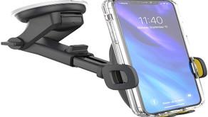 Encased Car Mount for iPhone (Case Friendly Design)