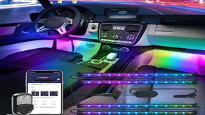 Govee Multicolor Car Interior Lights