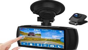 Z-Edge Touch Screen Dual Dash Cam