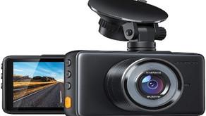 APEMAN Dash Cam 1080P FHD DVR Car Driving Recorder 3 Inch LCD Screen