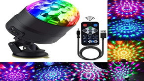 Allness Group Disco Ball Party Light