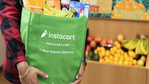 Instcart is giving its shoppers a thank you bonus of up to $500