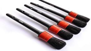 SGCB Soft Car Detailing Brush Set