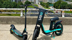 How to unlock a Veo bike or e-scooter