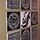 Thumbnail: Above the Universe #God 9-piece Canvas Set