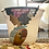 Thumbnail: Home Oniship Art Deco Hand Painted Self-Watering Planter