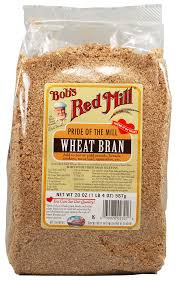 Organic Wheat Bran *CA