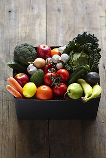 Receive fresh BC produce weekly