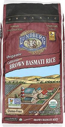 Organic Brown Basmati Rice *US