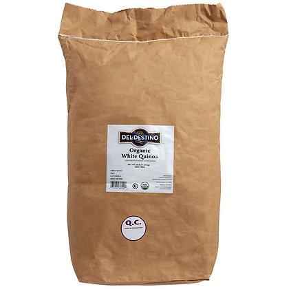 Organic White Quinoa 55lbs *BOLIVIA