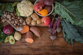 Organic Produce Bins in Golden, BC