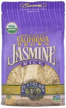 Organic Brown Jasmine Rice *US