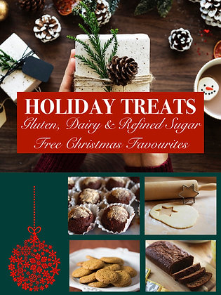 HOLIDAY TREATS BOOK