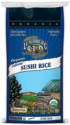 Organic White Sushi Rice *US